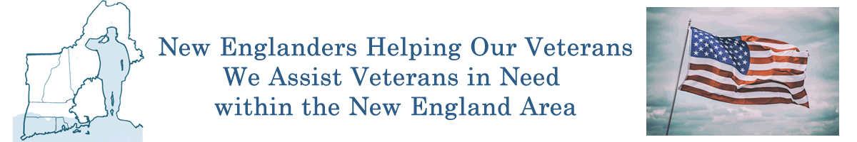 New Englanders Helping our Veterans